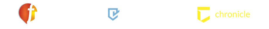 FTG + CYDERES + Chronicle Logos